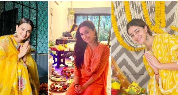 Kangana Ranaut, Ananya Panday, Athiya Shetty show you how